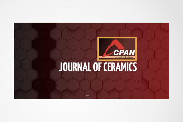 CPAN Journal of Ceramics (Published)
